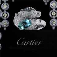 A ring featured in Cartier's September emagazine