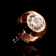 A piece of Red Gold jewelry sold by Solid 21's Chris Aire brand
