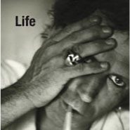 "Louis Vuitton is promoting Keith Richards' autobiography, ""Life"""