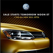 Gilt's sale of Volkswagen Jetta's send mixed messages to luxury consumers