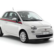 Gucci collaborates with Fiat for fashion-savvy vehicle