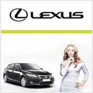 Lexus uses a multichannel push with Kylie Minogue to push its 200h CT models