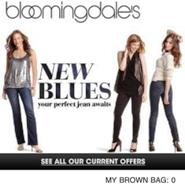 Bloomingdale's mobile site