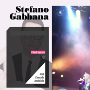 Stefano Gabbana has a personal Tumblr and Twitter account