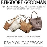 Bergdorf Goodman plays around with banner ads
