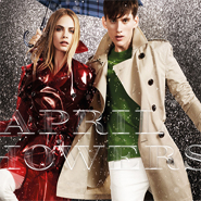 Burberry is using out-of-home advertising to drive in-store traffic