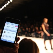 Mobile enhanced the runway experience