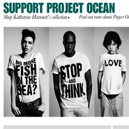 Selfridge's Project Ocean campaign