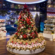 Harrods' Christmas World