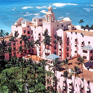 Luxury Collection's Royal Hawaiian resort