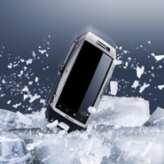The Link phone uses the Tag Heuer case design
