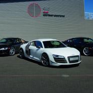 Audi's R8 line