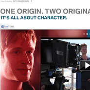 BMW's One Origin, Two originals Facebook campaign