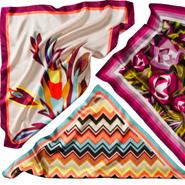 Missoni for Target scarfs