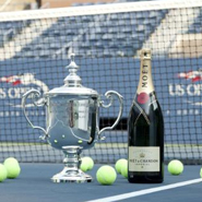 Moët & Chandon sponsor the 2011 U.S. Open