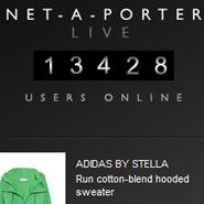 Net-A-Porter Live's network