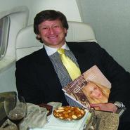 Douglas Gollan is group president and cofounder of Elite Traveler Media Group
