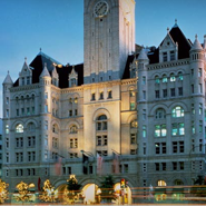 Old Post Office Building, Washington, the location for Trump Internatioanl Hotel