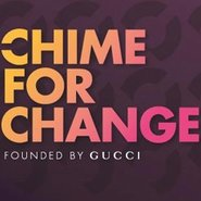 Gucci's Chime For Change
