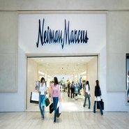 Neiman Marcus store entrance