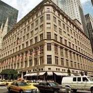 Sak's Fifth Avenue Flagship