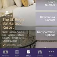 Starwood Preferred Guests app