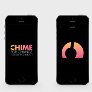 Gucci Chime for Change app
