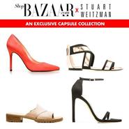 Stuart Weitzman Harper's Bazaar capsule 185
