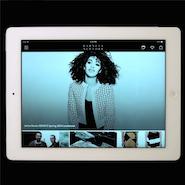 Barneys iPad app