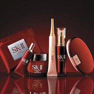 SK-II skincare products