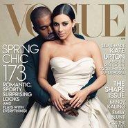 Vogue's April cover