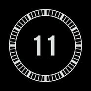 Eleven James logo