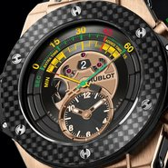 Hublot's official World Cup timepiece in gold