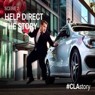 Mercedes-Benz asks for the next scene