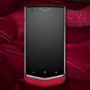 Vertu's Constellation Gemstone Rose Ruby