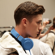 Fendi Beats by Dr. Dre headphones