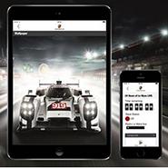 Porsche Motorsport app available for iOS