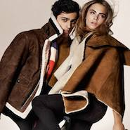 Burberry autumn/winter 2014 campaign image