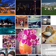 """Your Memories"" section on The Ritz-Carlton Web site"