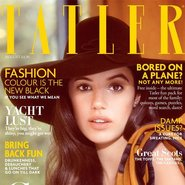 Tatler's August cover
