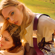 Chloé fall/winter 2014 campaign image