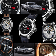 Bremont Jaguar Lightweight E-Type Watch