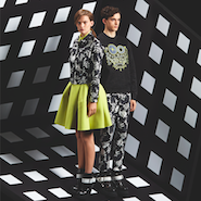 Promotional image for Kenzo Loves Printemps