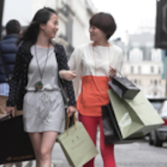 Chinese tourists are important for the London Luxury Quarter