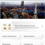The Ritz-Carlton app
