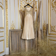 Givenchy couture dress