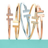 Tiffany T collection bracelets