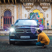 Amshu Chukki for Mercedes-Benz
