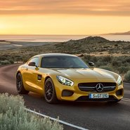 AMG-GT Mercedes-Benz