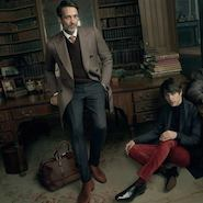 Alfred Dunhill fall 2014 campaign image
